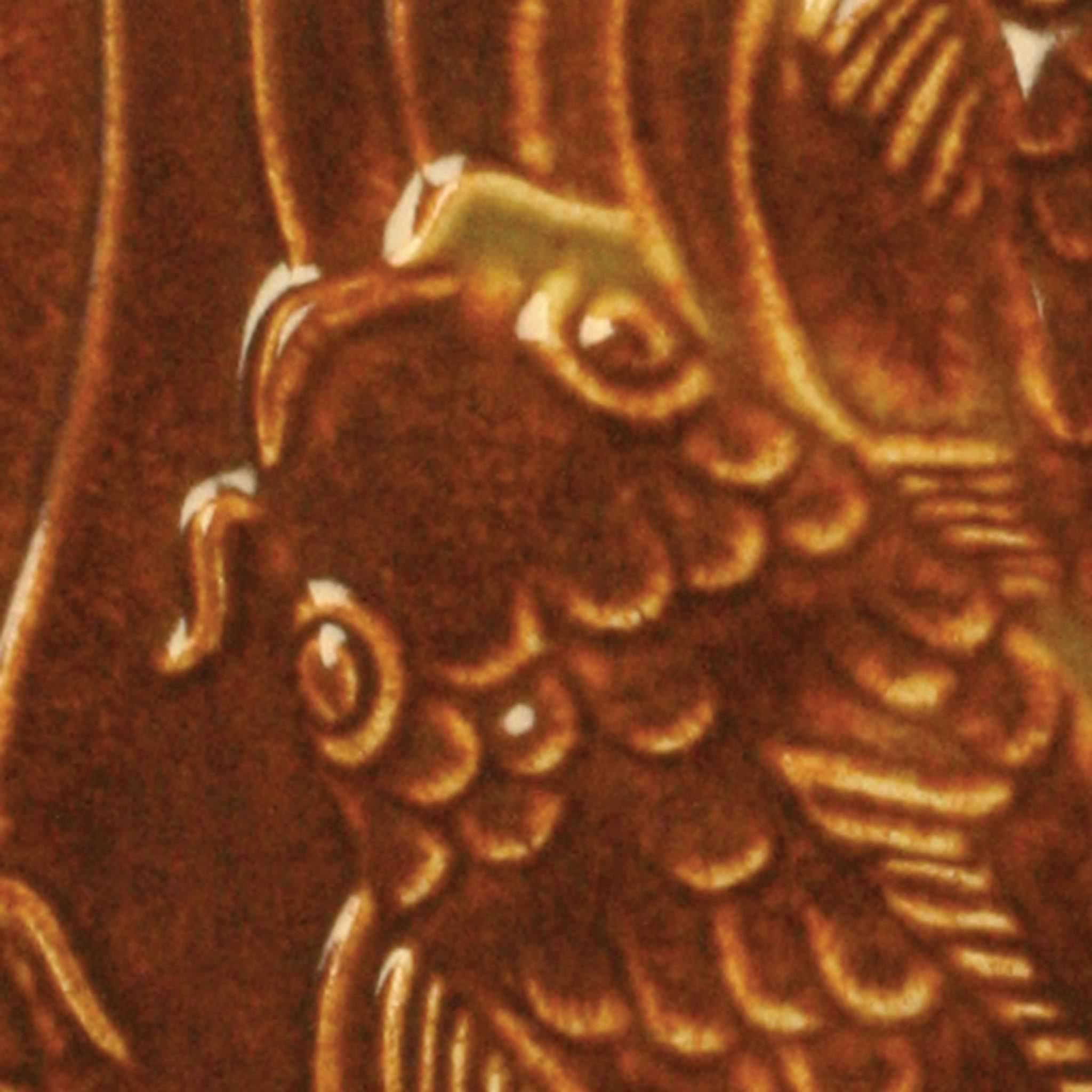 LG-36 Amaco Freckled Brown